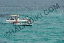 1st swimming around Diaporos island