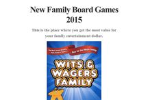 New Family Board Games 2015 / by JD_Sanders