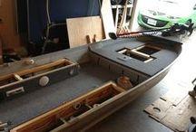 Projekter, jeg vil prøve fiske båd