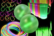 glow party ideas :) / by Aiza Naguit