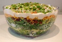 Salads / by Terri Qualley
