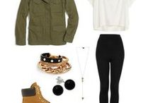 Timberland' outfit