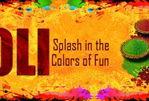 Happy Holi Greetings & Gifts Hampers / Send Special Happy Holi Ecards & Amazing Gifts Hampers :)