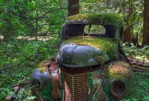 Cars Trucks & Motorcycles / Old Cars and trucks and cool motorcycles... / by Jennifer Brown