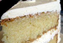 Vainilla cake