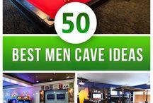 Jaskinia mężczyzny