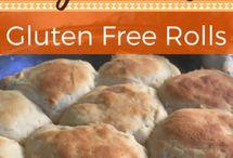 Gluten Free Bread Recipes / Gluten free breads, rolls, quickbreads, and more!