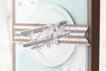 Karten - Flugzeug