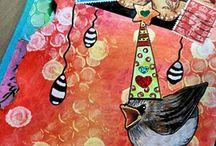 ARTist Luv~ Pringle Hill / by Kathie Gadd