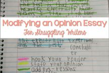 The Reflective Educator Blog / Posts from my blog for elementary teachers.