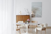 HN / Light & Bright Spaces / Spaces we love that have no shortage of natural light and light coloured interior finishes.