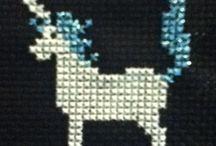Cross Stitch / by My Pinterest