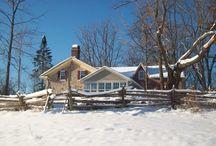 Stone Farm Houses