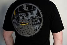 Beard Crew Mascot / The Beard Crew Mascot Tee Shirt!!   Join our team because it's Beard Crew or fuck you!