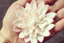şeker çiçekler