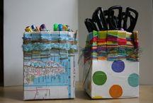 Children's Art Ideas / by Marcia Beckett