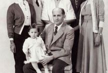 famille royale en exil