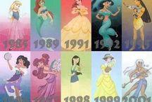 Disney/Pony / Disney Princess and My Little Pony