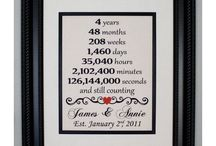 wedding aniversary ideas