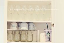 Organizing: Kitchen