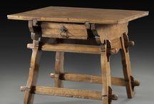 15th century woodwork