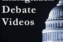Immigration Debate Videos / See the latest news on the #immigrationreform debate.