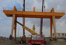 Ellsen engineering gantry crane for sale