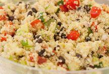 Salad vegan