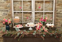 Candy bar / Les stands gourmandises