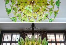 Lighting + Furniture Design