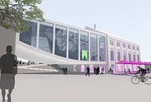 My work   3D visuals / architectural 3D visualization made by TIVK (Tamara van Kampen)