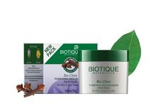 Scrubs, Masks & Toners / Biotique Ayurvedic Skincare Products