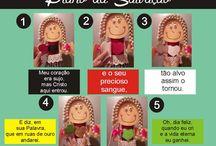 Liçoes Biblicas / by Claudia Ribeiro