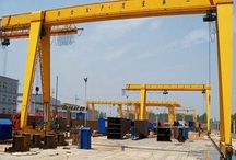 cheap price and lifetime maintenance trolley gantry crane for sale