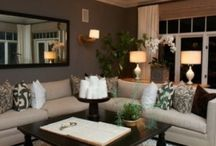 Cozy Living Space / by Sandy Benson