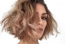 Krótkie włosy