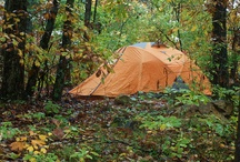 Camping / Hiking / The human spirit needs places where nature has not been rearranged by the hand of man.  ~Author Unknown