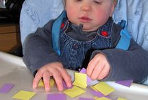 Toddler Activities / by Delonna @ Clothed in Love