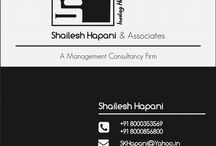 Shailesh Hapani And Associates / Management consultant