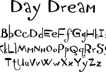 Creepy Dream Fonts