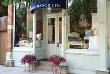 Bedside Manor Ltd / Take a peek into the Bedside Manor Ltd stores!