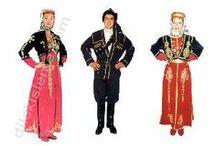 folklor kostüm