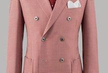 Двубортные пиджаки мужские