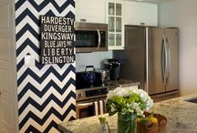 Apartment ideas / by Ashleigh Sprague