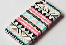 Phone cases / by Maddie Krcatovich