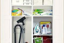 temizlik dolabı