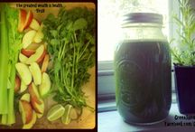 FOOD  |  Juicing / Healthy juicing and smoothie recipes, because it just tastes so good