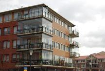 Balkonbeglazing / Geniet het hele jaar door van uw balkon. Duitse topkwaliteit! Maatwerk gegarandeerd.