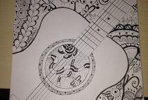 Mere doodle / <3 love it