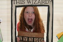 Festa a tema Harry Potter